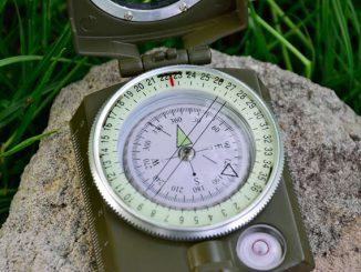 Erfunden wurde der Magnetkompass vor 1000 Jahren in China