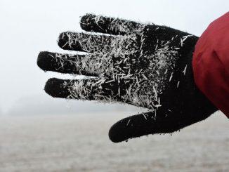 Schützen Sie sich vor Erfrierungen
