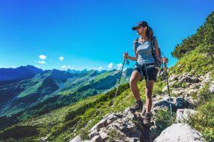 Alpen Wandern Meran