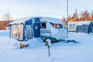 Winter-Campingplätze im Test