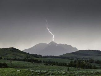 Behalten Sie die Wetterzeichen die ganze Zeit im Blick