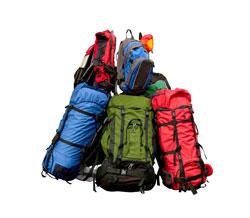 Der Rucksack sollte immer an den Trek angepasst sein