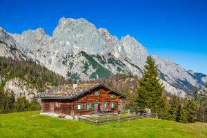 Trekking Schweizerischer Nationalpark