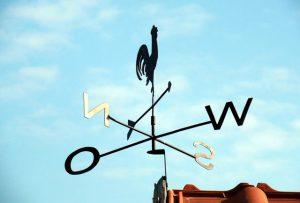 Woher kommt der Wind und wieso überhaupt?