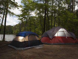 Zelten - So finden Sie die richtige Stelle fürs Zelt!