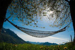 Hängematten - das Urlaubsgefühl zu Hause