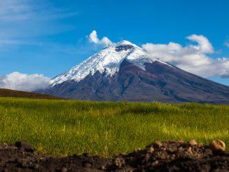 Ecuador - Der Cotopaxi-Nationalpark