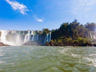 Der Trek zu den Iguazú-Fällen in Argentinien