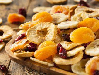 Obst trocknen