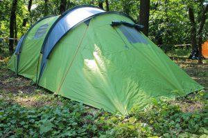 Beschichtungen bei Zelten