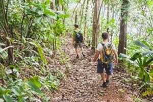 Malaysia Trek - Kopfjäger Route