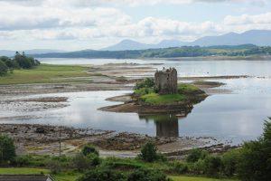 Castle Trail - Zu Fuß durch Schottland