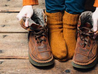 Socken Winter Outdoor