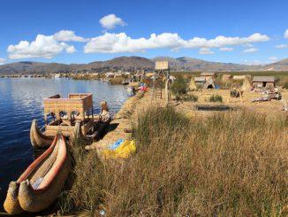 Titicacasee - Trekking nach Peru