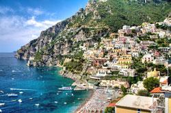 Besuchen Sie die Traumstraße Italien