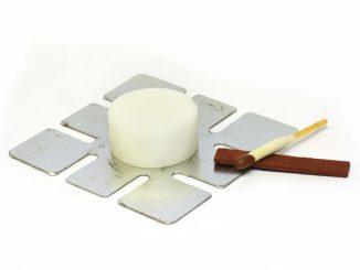 Esbitkocher benutzen - Eigenschaften des Kochers