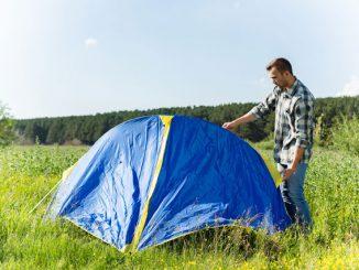 Zelt einpacken - So machen Sie es richtig