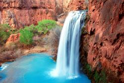 Entdecken Sie den Seitencanyon des Grand Canyon