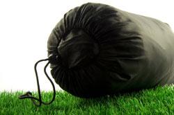 Tunen Sie Ihren Schlafsack mit Inlett, Überzug und Innenschlafsack