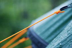 Die Wasserdichtheit bei Zelten spielt eine wichtige Rolle beim Kauf