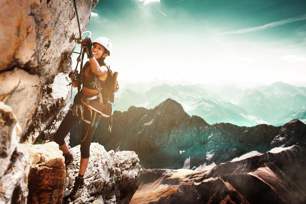 Canyoning: Fertigkeiten und Kenntnisse